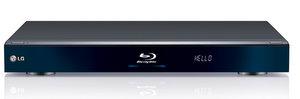 LG HR500 Blu Ray Recorder mit Festplatte foto lg