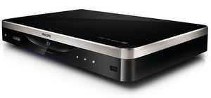 Philips BDP8000 Blu Ray Player foto philips