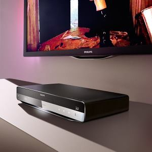 Hochklassig: Philips BDP9600 3D Blu Ray Player