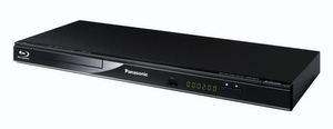 2D aufgefrischt: Panasonic DMP-BD75 Blu Ray Player