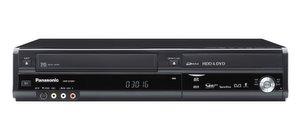 Alleskönner mit VHS: Panasonic DMR-EX99 DVD und Festplatten Recorder