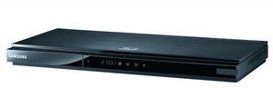 Der Umwandler: Samsung BD-D5500 3D Blu Ray Player