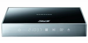 Cooler Kasten: Samsung BD-D7000 3D Blu Ray Player