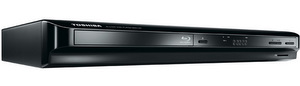 Der 100 Euro Player: Toshiba BDX1100 Blu Ray Player