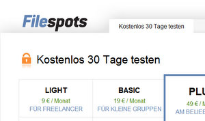 Filespots online festplatte quelle filespots