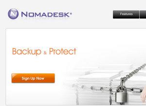 Partner fürs Netbook: Nomadesk Online Festplatte