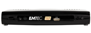 Emtec Movie Cube N150H Media Player und Recorder foto emtec