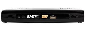 Ergänzt den Fernseher: Emtec Movie Cube N150H Media Player und Recorder