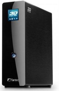 Hochwertig: Fantec 3DFHDL Full HD Multimedia Festplatte