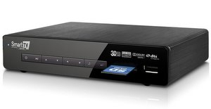 Apps: Fantec Smart TV Hub Box Media Player