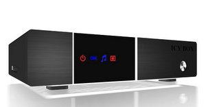 Icy Box IB-MP305A Media Player foto raidsonic
