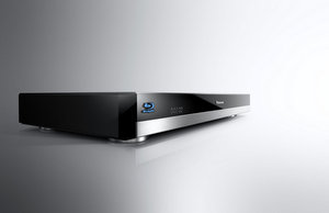 Panasonic DMP-BDT500 3D Blu Ray Player foto panasonic.
