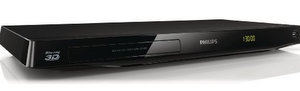 Gerundet: Philips BDP3380 3D Blu Ray Player