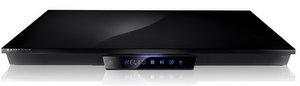Schick und praktisch: Samsung BD-E6300 3D Blu Ray Player und Recorder