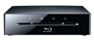 Quadratisch: Samsung BD-ES5000 Blu Ray Player