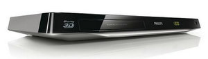 Surfen mit Spaß: Philips BDP5510 3D Blu Ray Player