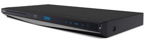 Günstig und blau: Toshiba BDX4350KE 3D Blu Ray Player