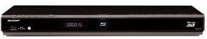 Etwas Tradition: Sharp BD-HP35S 3D Blu Ray Player