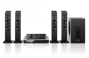 Zwei neue Blu-ray-Heimkinosysteme von Panasonic