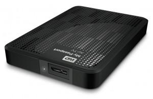 My Passport AV-TV vereinfacht TV-Aufnahmen mit mobiler 1TB Festplatte
