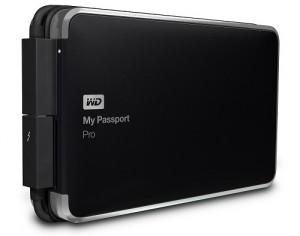 My Passport Pro von WD: Externe Dual-Festplatte mit Thunderbolt-Anschluss