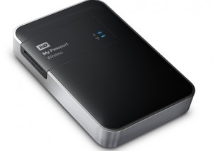 My Passport Wireless von Western Digital